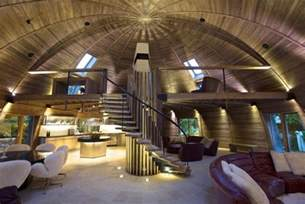 Dome Home Interior Design by 8 Ultra Low Energy Passive Houses Around The World