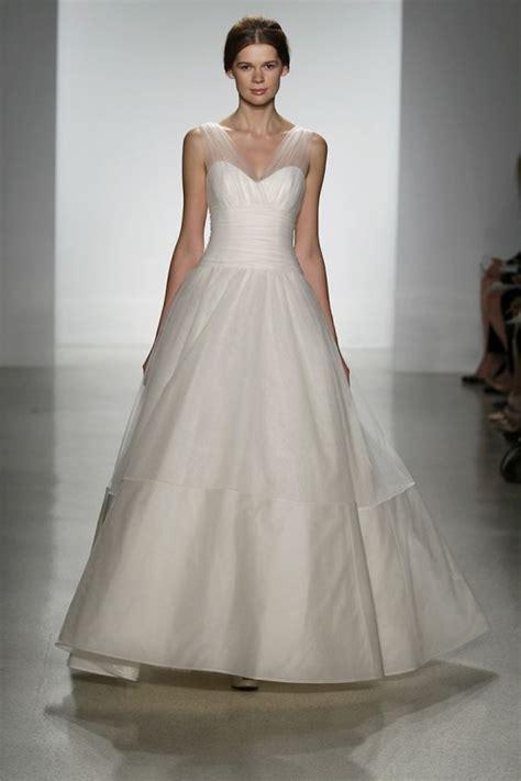dressybridal trend alert wedding dresses with illusion