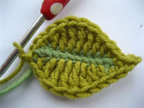 pattern leaf crochet 22 crochet leaf patterns to celebrate the start of fall