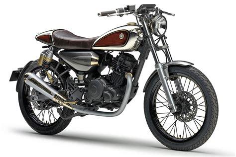 125 E Motorrad by Yamaha Auf Der Tokyo Motor Show 2015