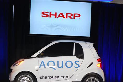 80 Inch Tv Gaming by η 80 ιντσών 3d Tv της Sharp και οι μικρότερες Freestyle