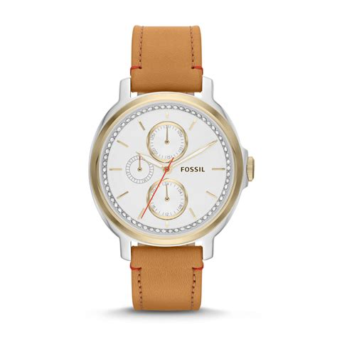 Fossil Rainbow Leather 2 Warna original fossil watches by geniehour fossil s