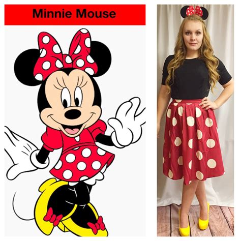 Cco 07 B Minnie Mouse pics for gt minnie mouse inspired