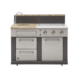 master forge 3 burner modular outdoor sink and side burners master forge 3 burner modular outdoor sink and side