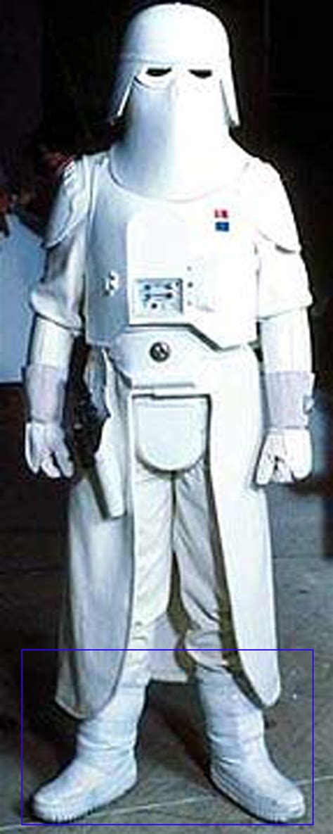 at at costume snowtrooper commander costume de construction