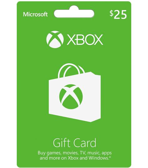 Where To Buy Xbox Gift Cards - xbox gift card 25 us email delivery mygiftcardsupply