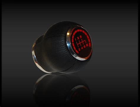 Alfa Romeo Gt Gear Knob by Alfa Romeo Speed Shift Gear Knob Tuning Led Illuminated