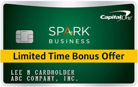 Capital One Spark Business Card