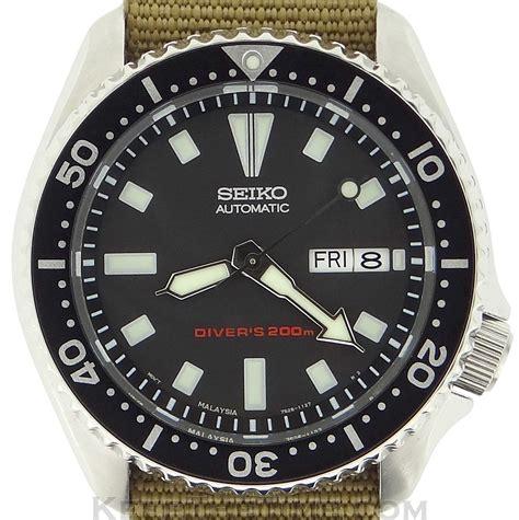 Seiko Diver 200m seiko scuba diver s 200m vintage automatic 7s26