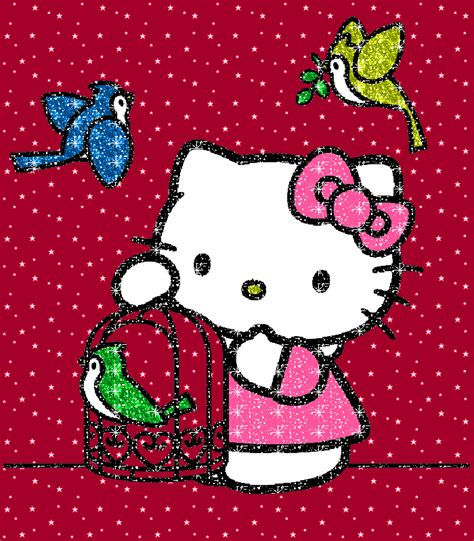 wallpaper glitter hello kitty 1000 images about hello kitty wallpapers on pinterest