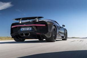 Bugatti Photos As The Bugatti Chiron Rockets From 0 200mph In 16