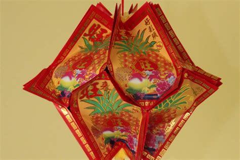 new year ang pow lanterns new year lanterns 红包灯笼手工制作 how to make an ang pow