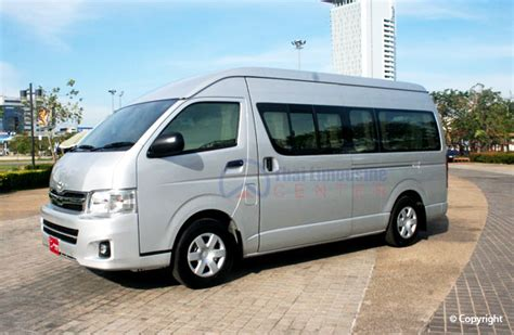 Vans with Driver   Van Rental   Rental Van  Van for Rent