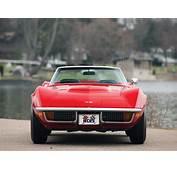 1972 Corvette Stingray LT1 350 255HP Convertible C3