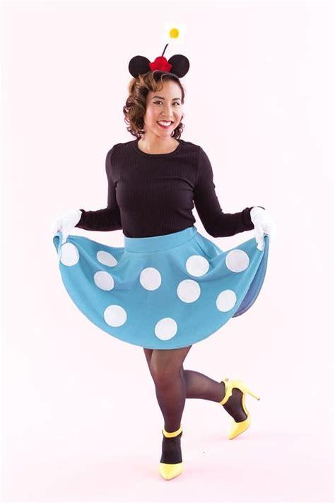 diy minnie mouse costume ideas minnie mouse halloween