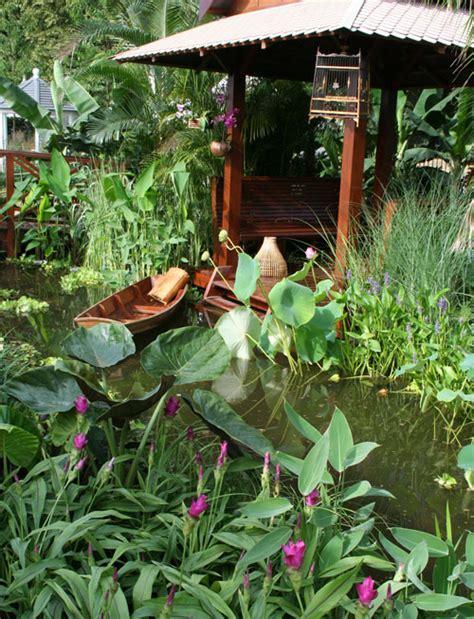 Thai Garden by Tourism Thailand Garden Shoot
