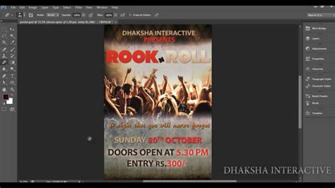 app to make flyers how to create flyer poster in photoshop tips