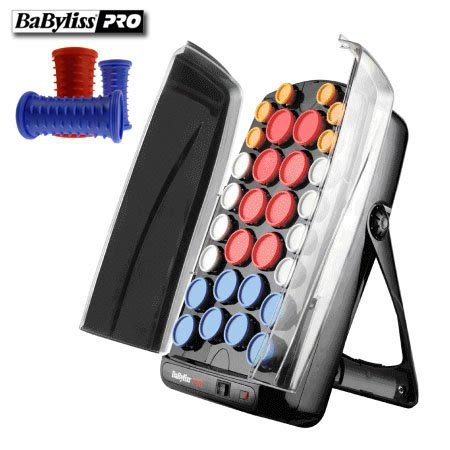 Babyliss Hair Dryer Roller babyliss pro heated ceramic 30 roller set