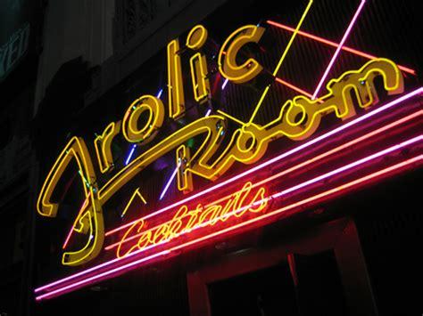 frolic room quot a walks into a bar quot the frolic room booze news