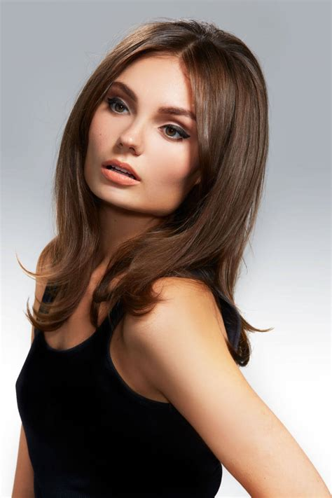 hairstyles for hair length the prettiest hairstyles shoulder length
