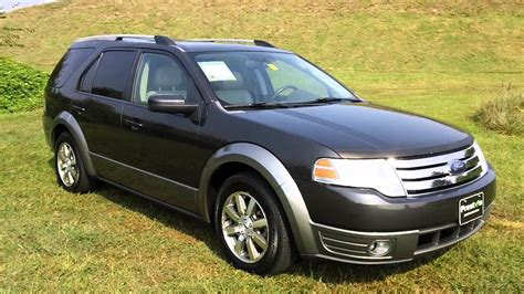 Ford Taurus X For Sale by Cheap Cars For Sale 2008 Ford Taurus X Awd N400664a