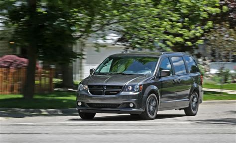 Dodge Minivan 2020 by 2020 Dodge Grand Caravan Se Plus Changes Configurations