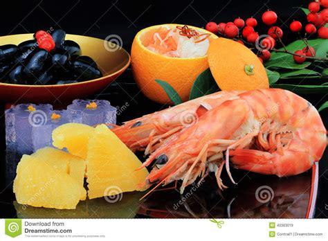 new year related japanese osechi ryouri stock image image of herring japanese 40363019