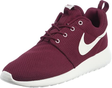 nike maroon shoes nike roshe one shoes maroon
