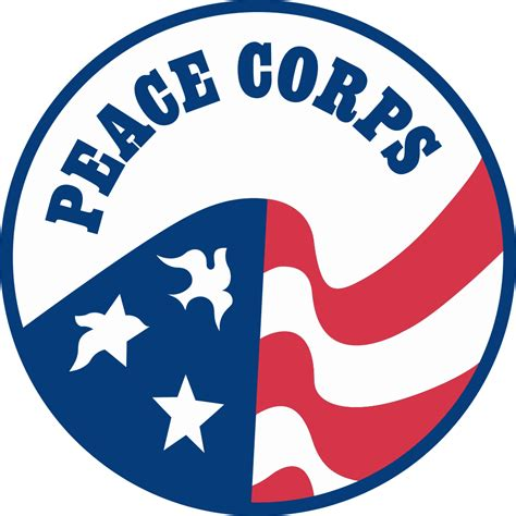 us corps file us official peacecorps logo svg