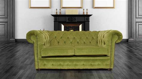 green fabric chesterfield sofa buy green fabric chesterfield sofa designersofas4u
