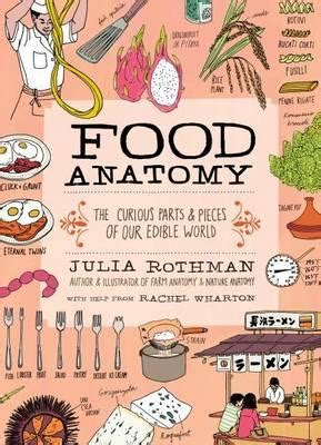 food anatomy julia rothman 9781612123394