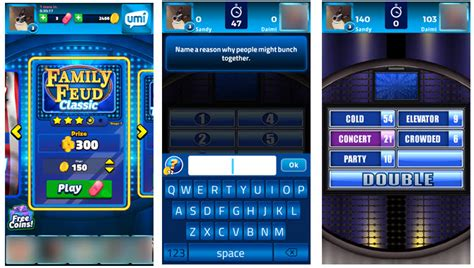 Family Feud Fast Money Win One Person - family feud jeopardy and more game shows for your phone