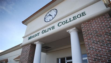 Of Mount Olive Mba Curriculum by College Expands Programs Washington Daily News