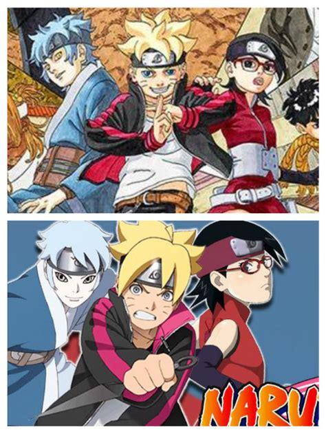boruto myanimelist boruto manga announced for spring 2016 forums