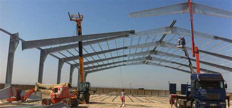 progetto capannone in acciaio applicazione dell approccio ingegneristico per il progetto