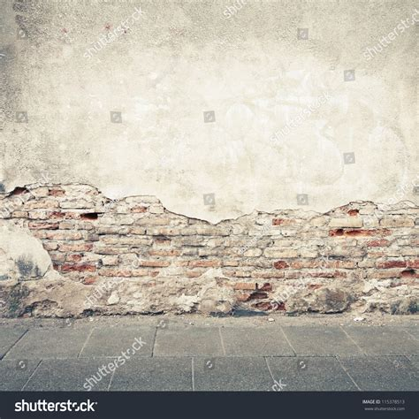 textured wall background aged wall background texture stock photo 115378513