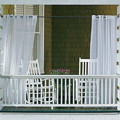 Weather Resistant Curtains Improvements By Improvements 39 99 These Outdoor Curtains Are Weather Resistant And Durable
