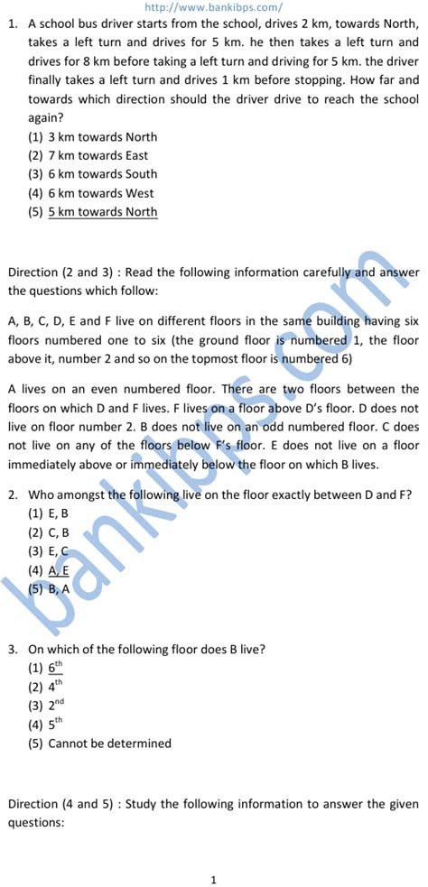 paper pattern ibps po 2015 question paper of ibps po