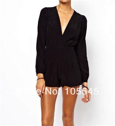 Jumpsuit Jeny V Neck aliexpress buy 2014 new pant v neck