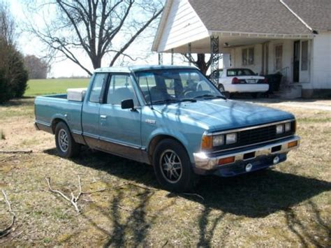85 nissan truck purchase used 1985 nissan 720 st sport truck king cab in