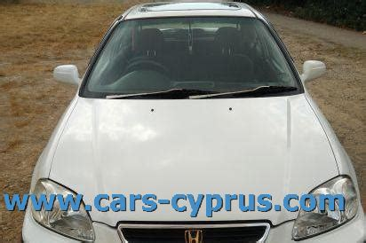 new car prices in cyprus honda civic 1996 year for sale in nicosia price 1 900