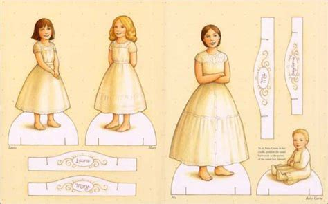 little house paper dolls my little house paper dolls the big woods collection laura ingalls wilder historic