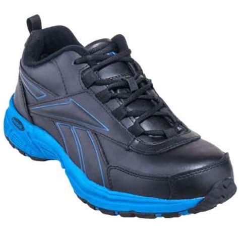 reebok shoes s rb4830 steel toe black blue eh