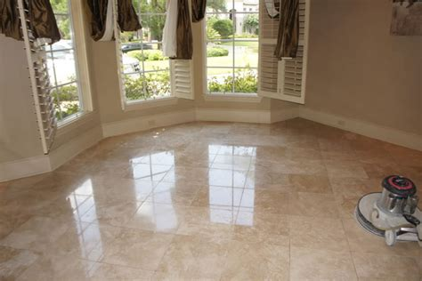 Travertine Floor Cleaning   Modern Stone Care