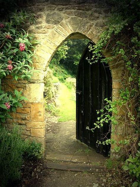 images  garden gates opened  pinterest
