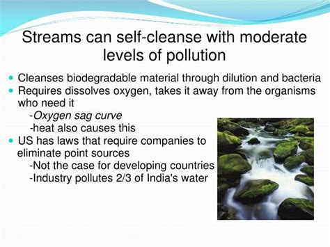 Detox Sediment Levels by Ppt Chapter 11 Water Resources And Water Pollution