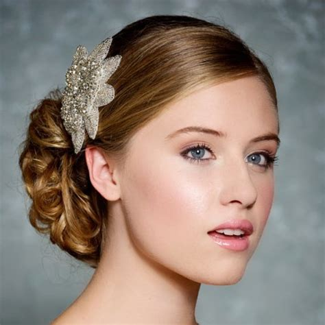 hairstyles for long hair with fascinator 15 creative unique long wedding hairstyles circletrest