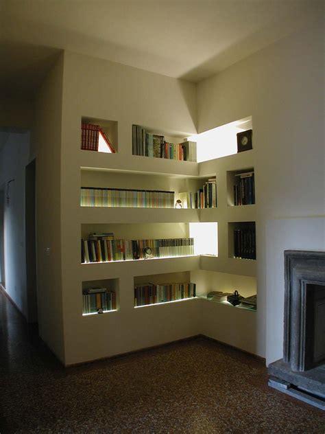 cartongesso libreria librerie in cartongesso idee costi e come costruirle