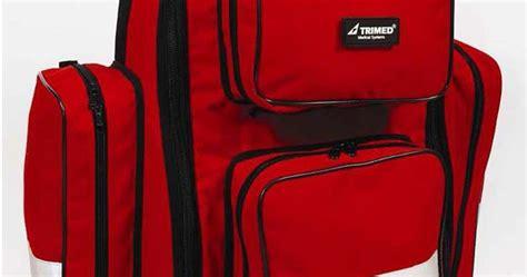 Sale Tas P3k Emergency Kit Tas Perlengkapan Medis tas p3k dan peralatan kedaruratan emb141rd tas p3k