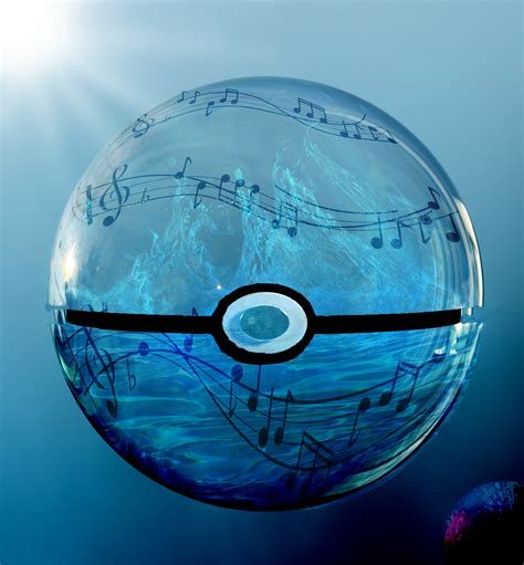 my musical my musical pokeball by kiki1650 on deviantart